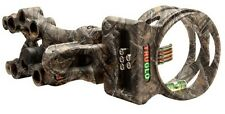 TruGlo Carbon XS Xtreme 5 Pin Bow Sight .019 Pins Mathews Lost w/Light TG5805L