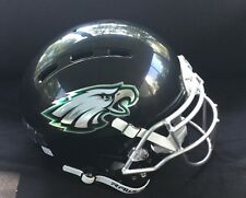 PHILADELPHIA EAGLES CARSON WENTZ CUSTOM FULL SIZE AUTHENTIC FOOTBALL HELMET