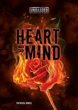 Unbarred: Heart or Mind by Patrick Jones (2016, Hardcover)