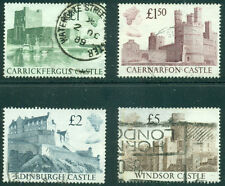 GREAT BRITAIN SCOTT # 1230-1233 SET USED, FREE DOMESTIC SHIPPING, GREAT PRICE!
