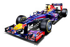 2011 RED BULL FORMULA 1 RACE CAR RB7 POSTER PRINT STYLE B 24x36 HI RES