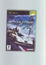 SPYHUNTER 2 - MICROSOFT XBOX GAME / 360 COMPATIBLE - FAST POST - COMPLETE