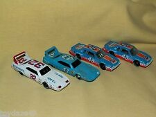 Richard Petty Superbird Racing Champions Plymouth Pontiac Dick Brooks Super Bird