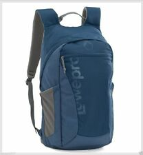 Lowepro Photo Hatchback 22L AW DSL Digital Camera Bag Shoulders Backpack Blue