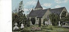 postcard  St Paul's Cray Bromley un posted
