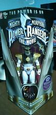 Mighty Morphin Power Rangers The Movie Legacy White Ranger Figure RARE Figure