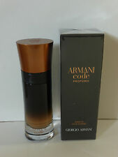 ARMANI CODE PROFUMO POUR HOMME GIORGIO ARMANI 2.0 oz 60 ml PARFUM SPRAY MEN NEW
