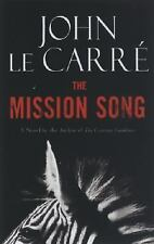 The Mission Song (LARGE PRINT), John Le Carre, New Book
