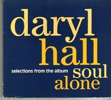 (DO588) Daryl Hall, Soul Alone sampler - 1993 DJ CD
