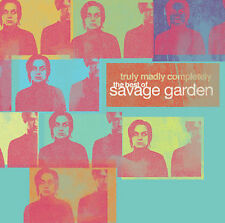 Savage Garden CD.The Best of..  Truly Madly Completely: GREATEST HITS