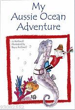 My Aussie Ocean Adventure by Jo Rothwell - Australian Children Books