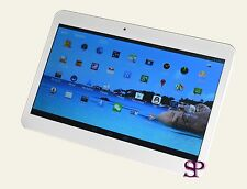 10.1 Google Android 4.4 Tablet PC Dual Sim 16 GB QUAD CORE 2Cam 3G GPS WCDMA B