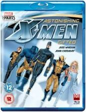 ASTONISHING X-MEN: GIFTED [BLU-RAY]