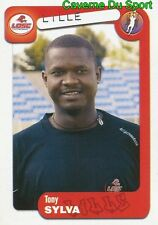 145 TONY SYLVA SENEGAL LILLE.OSC LOSC TRABZONSPOR STICKER FOOT 2005 PANINI