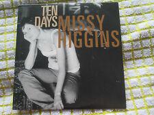 Missy Higgins ‎– Ten Days. Eleven: A Music Company ‎PR015409 PROMO UK CD Single