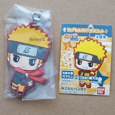 The Last: Naruto The Movie rubber mascot clip & strap - Naruto ver.2 By BANDAI