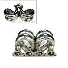 Rev9 Honda Civic Integra Dc2 B16 B18 T3 Flange Equal Length Turbo Manifold