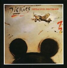 Stukas Over Disneyland - Dickies (2000, CD NIEUW)