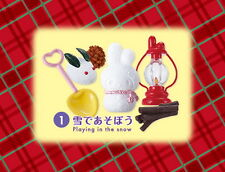 Dollhouse Re-ment Miniature Sanrio My Melody Winter  Vacation  Rement No.01