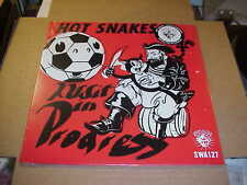 LP:  HOT SNAKES - Audit In Progress SEALED NEW + download ROCKET FROM THE CRYPT