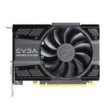 EVGA NVIDIA GeForce GTX 1050 Ti SC GAMING 4GB GDDR5 DVI/HDMI/3DisplayPort pci-e