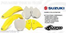 Kit Plastiques UFO SUZUKI RM125 RM250 00 RM 125 250 2000 Couleur Origine