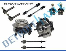 New 10pc Complete Front Suspension Kit for Ford Explorer Ranger and Mountaineer