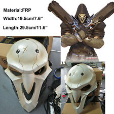Game Overwatch Reaper Mask Cosplay Costume Mask Hallowmas fancy ball Masquerade