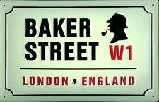Blechschild Baker Street London Strassenschild Blech Schild Souvenir Andenken