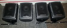 4 Creative GigaWorks Pro Gamer G500 speakers only no subwoofer