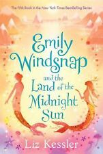 Emily Windsnap and the Land of the Midnight Sun-ExLibrary