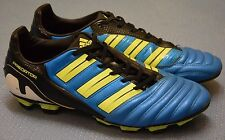Adidas Predator Absolado TRX FG Men's Blue Football Boots Size 10 UK 44.6 EUR