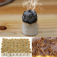 54x Beekeeping Tool Bee Hive Smoker Chinese Medicinal Herb Smoke Honey Made Set