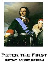 2 DVD SET: PETER THE FIRST (1981/86)   with switchable English and Spanish subs
