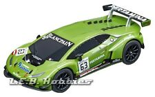 "Carrera GO!!! Lamborghini Huracán GT3 ""No.63"" 1/43 analog slot car 64062"