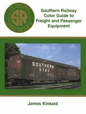 Southern Railway Color Guide to Freight and Passenger Equipment / Railroad