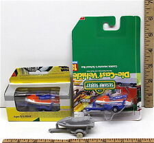 2 Matchbox Jet Ski Production Marketing Samples Mockup New In Box + Prototype