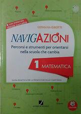 Navigazioni 1 Matematica - Guida Didattica Insegnanti Scuola Primaria, JUVENILIA