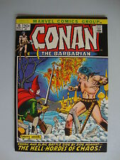 Conan The Barbarian #15 VG/F Hell Hordes Of Chaos