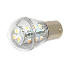 HQRP Bombilla LED impermeable BA15 15-SMD para AD2062R John Deere Tractor