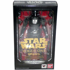Bandai SH Figuarts Star Wars Death Trooper S.H. Figure Authentic US Seller USA