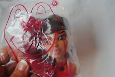 New McDonald's LIV Styling Doll Toy Daniela Styling Black Hair Brown eyes 2011