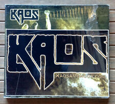 KAOS / THE PITS OF EXISTENCE - CD (printed in US - 2010 digipack) SEALED