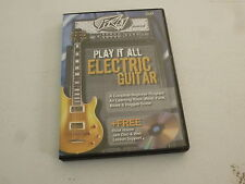 PLAY IT ALL - ELECTRIC GUITAR (DVD)