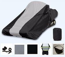Full Fit Snowmobile Cover Ski Doo Bombardier Grand Touring Fan 380F RER 2002 200