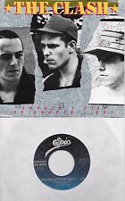 THE CLASH  Should I Stay Or Should I Go / Cool Confusion  rare 45 with PicSleeve