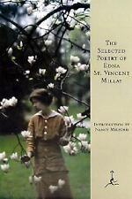 The Selected Poetry of Edna St. Vincent Millay (Modern Library) Millay, Edna St
