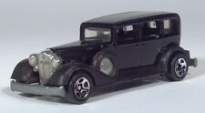 "Hot Wheels Classic Packard  3"" Die Cast Scale Model Black Tires"