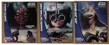 Star Wars/Pepsi Phantom Menace Promo Poster Set 3-Chile