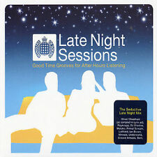 Various Artists Ministry of Sound: Late Night Sessions 2 CD